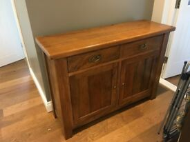 Solid wood Sideboard - lovely piece REDUCED