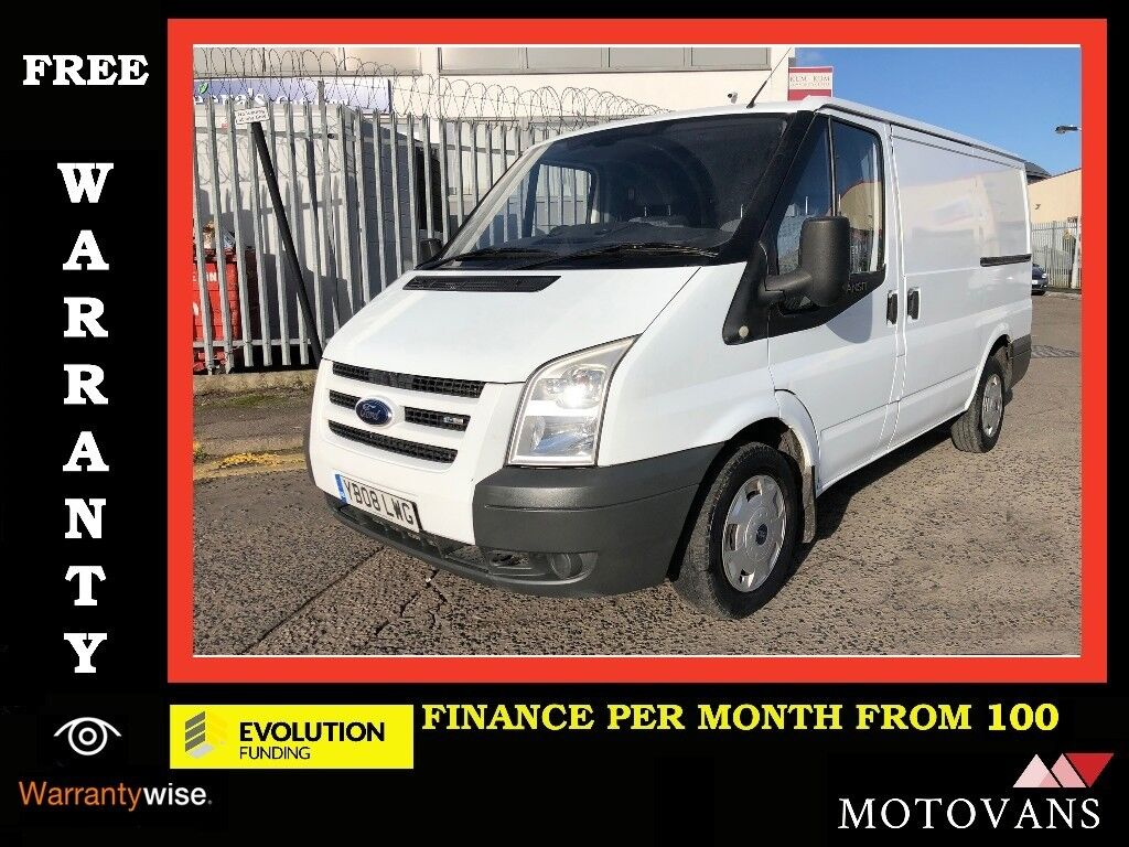 Ford Transit 22 280 One Owner