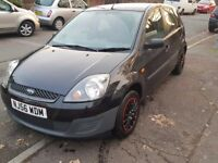 SALE OR SWAP!!!!FORD FIESTA STUDIO 5 DOOR HATCHBACK **5 SEATS,MOT 11/12/17**.2 KEYS.