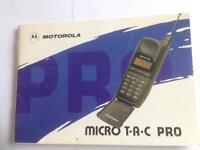 Retro analogue flip phone