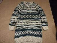 Large wool jumpers female