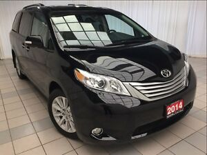 2014 Toyota Sienna Limited AWD *Navigation*