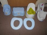 toilet seat set