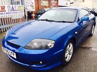 HYUNDAI COUPE 1.6 S PETROL MANUAL 2006 HALF LEATHER FULL HISTORY