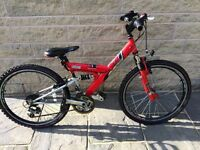 Bike - ages 7-10