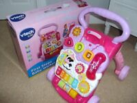 Vtech First Steps baby walker - as new in box