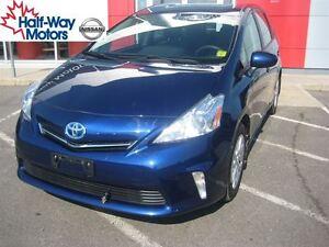 2012 Toyota Prius v Hybrid Base (CVT) | So Efficient!