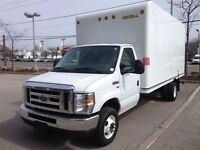 2013 Ford Econoline 16 CUBE VAN // FINANCE & LEASE OPTIONS AVAIL