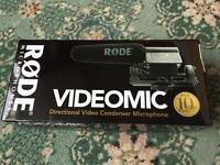 Rode Videomic Video Microphone
