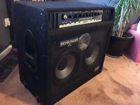 Behringer Ultrabass BX4210A 450W 2x12 Bass amp £150