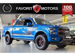 2016 Ford F-150 LARIAT Lifted, 360 Camera, Leather