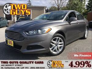 2014 Ford Fusion SE 5 PASSENGER HEATED MIRRORS