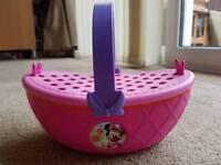 Minnie Mouse tea set