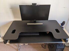 Varidesk Exec 48 Standing Desk Riser
