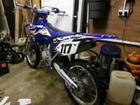 Yamaha 125 (yz 125)