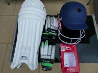 Boys cricket protection bundle