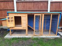 Large 8ft Chicken Coop