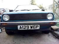 1984 vw polo mk2 coupe 1.3