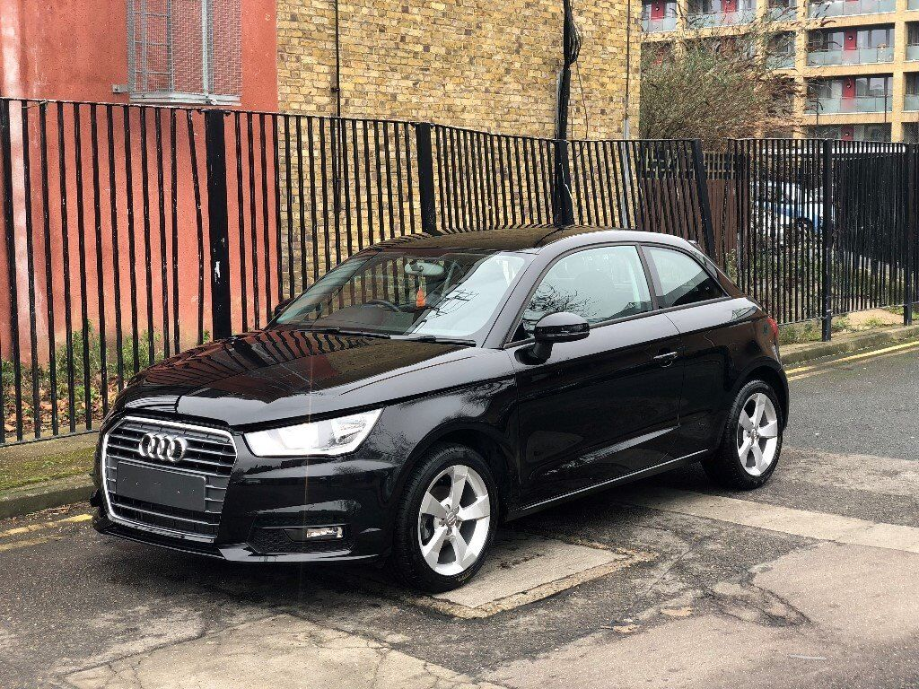 2015 65 audi a1 sport 1 0 tfsi 3 dr hatchback black damaged salvage repairable cheap insurance. Black Bedroom Furniture Sets. Home Design Ideas