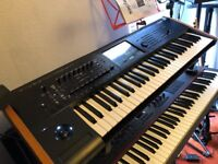 Korg Kronos 2 61 - excellent condition keyboard, synth, workstation, synthesizer