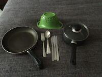 Cookware starter set