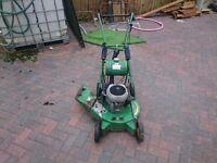 John deere c52ts self propelled industrial mower