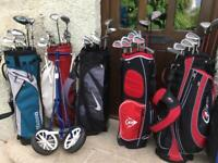 BEGINNER Golf Clubs Package Sets & Free ADVICE