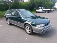 1998 Subaru Legacy Outback 1 owner 4x4