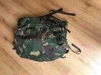 Army Style Rucksack