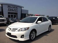 2012 Toyota Corolla S|Auto/AC|Tint|Alloys|Fog Lights