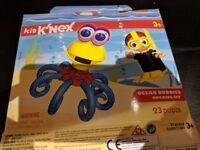 Kid knex ocean buddies