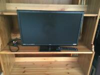 "24"" TV with free view"