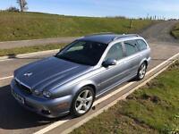 Jaguar X-Type Estate 2.2 Diesel