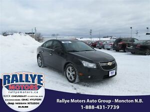 2012 Chevrolet Cruze LTZ Turbo! Heated! Leather! Alloy! Save!