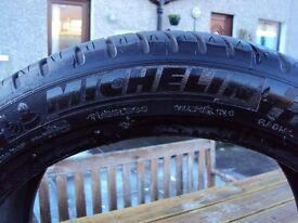 Michelin Pilots x2,245X40X17