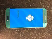 Unlocked Samsung Galaxy S6 in mint condition