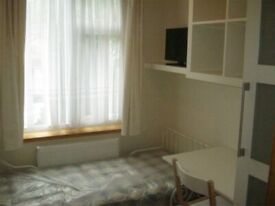 Very clean single room available now inclusive of all household bills and internet.
