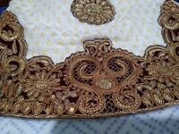 Beautiful Asian wedding dress for baby girl size 20 or 1 year