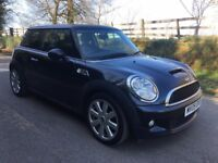 2009 Mini Cooper S. Full service history 12 months mot excellent condition