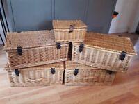 Picnic Hamper Baskets