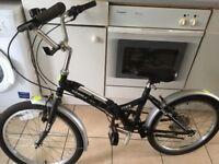 Medium folding bike