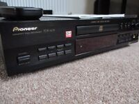 PIONEER PDR 609 CD RECORDER/PLAYER