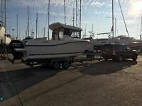 Boats jet skis and trailers wanted