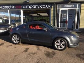 AUDI TT 2.0 FSI - RED LEATHER - FINANCE AVAILABLE