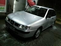 Seat Ibiza 1.4 long mot look!!!!!