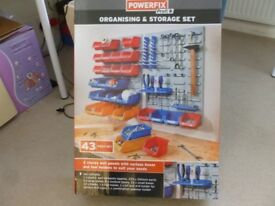 Tools and Parts Organising and Storage Set