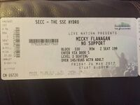 For Sale: Micky Flanagan SSE Hydro Tickets x 2