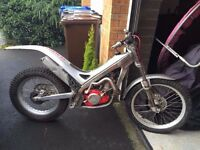 Gas Gas Trials Bike with V5c. Needs TLC.