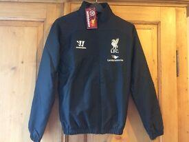 Brand new: Large boys LFC warrior jacket