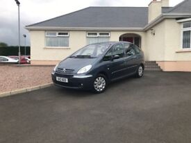 2008 Citroen Xsara Picasso 1.6 HDi VTX 5dr Last off this great model